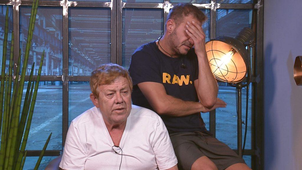 Promi Big Brother Tag 2 - Willi und Zachi stehen vor großer Entscheidung