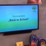 """Big Brother 2015 – Wochenaufgabe """"Back to School"""""""