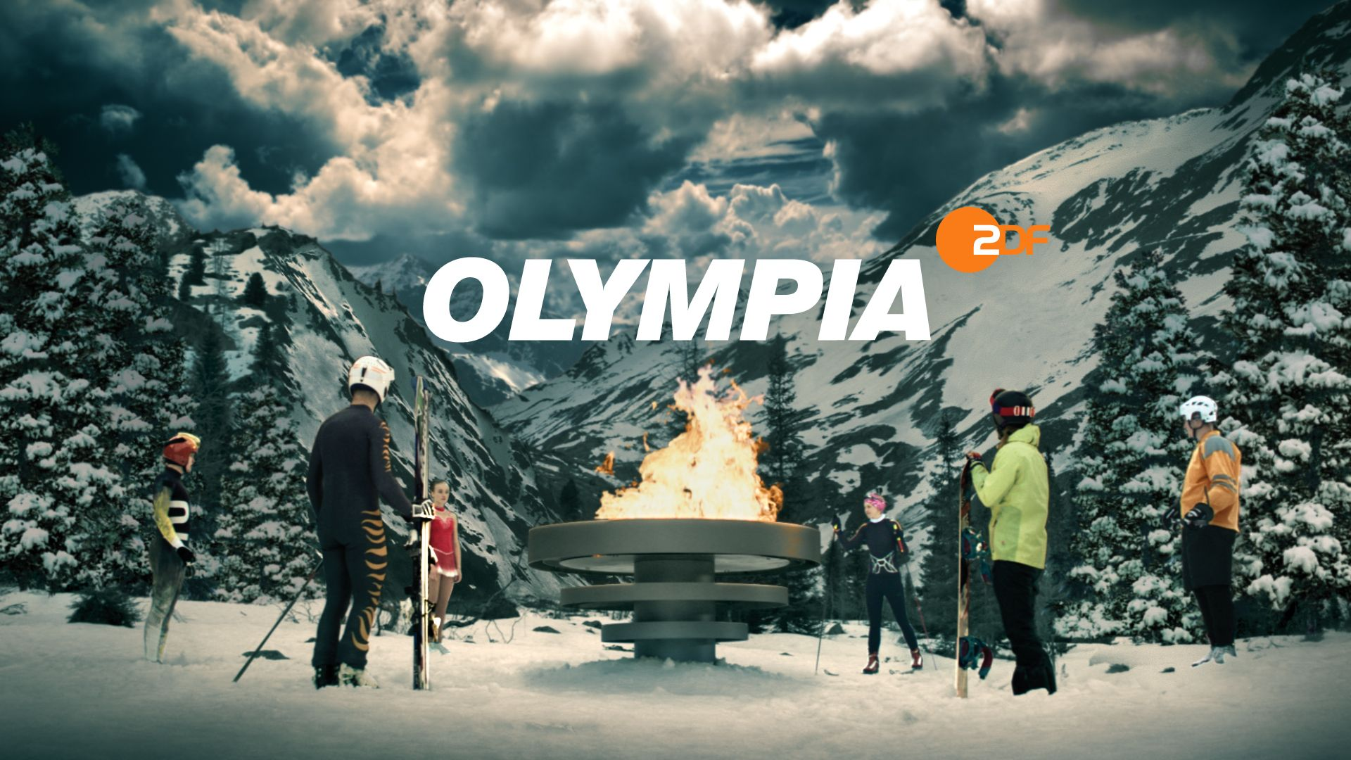 Olympia Live Ard