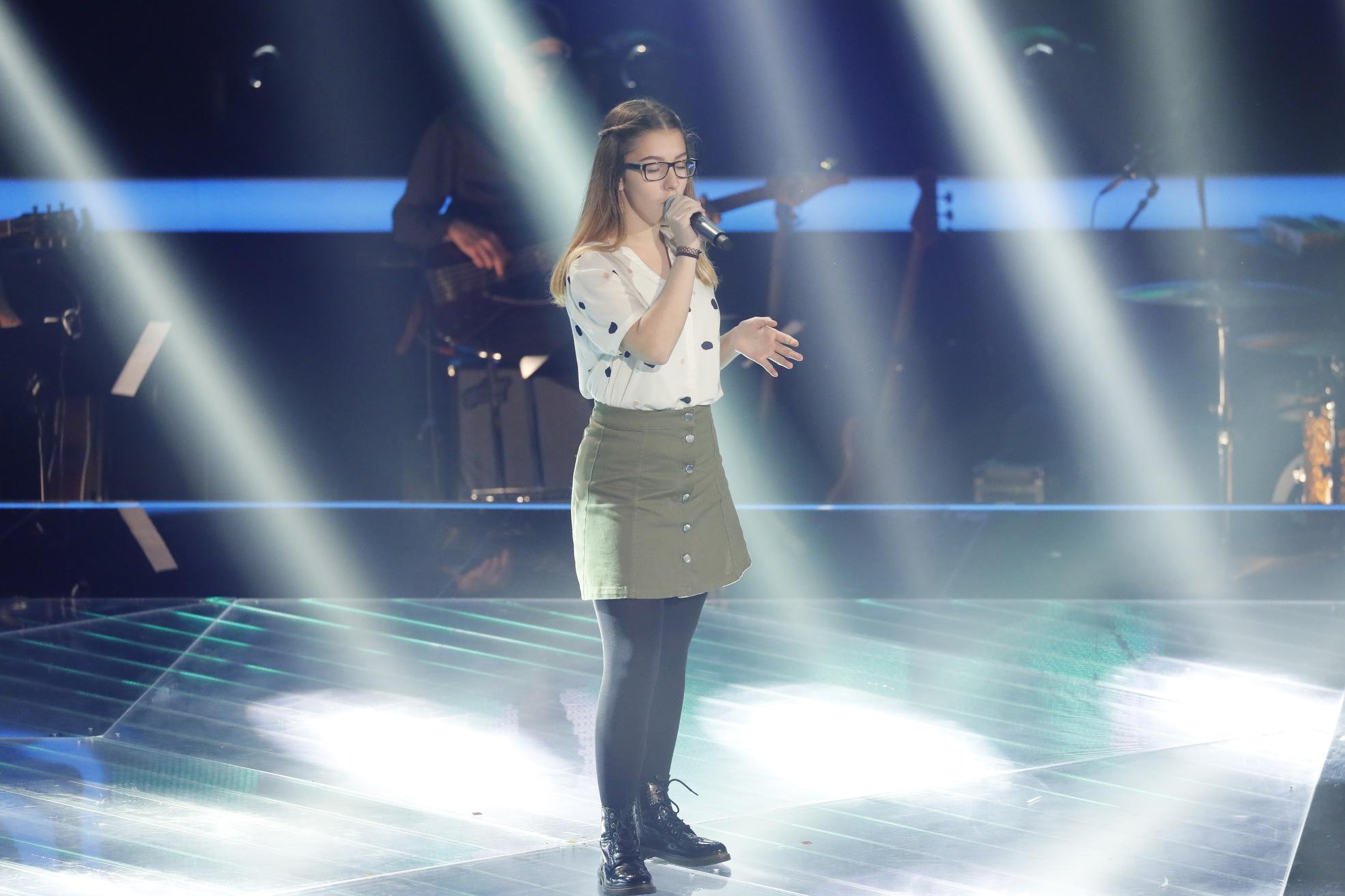 The Voice Kids 2017 - Zeynep