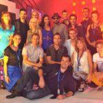 GZSZ Vorschau - Die Backstreet Boys mit den Darstellern