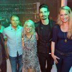 GZSZ Vorschau - Iris Mareike Steen und Eva Mona Rodenkirchen mit  den Backstreet Boys
