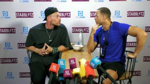 Kampf der Realitystars 2021 Folge 4 - Chris und Andrej