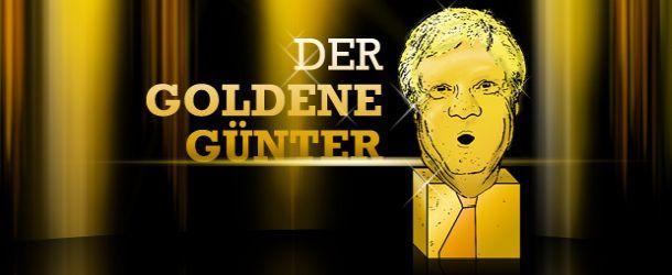 DWDL verleiht den 'Goldenen Günter 2012'