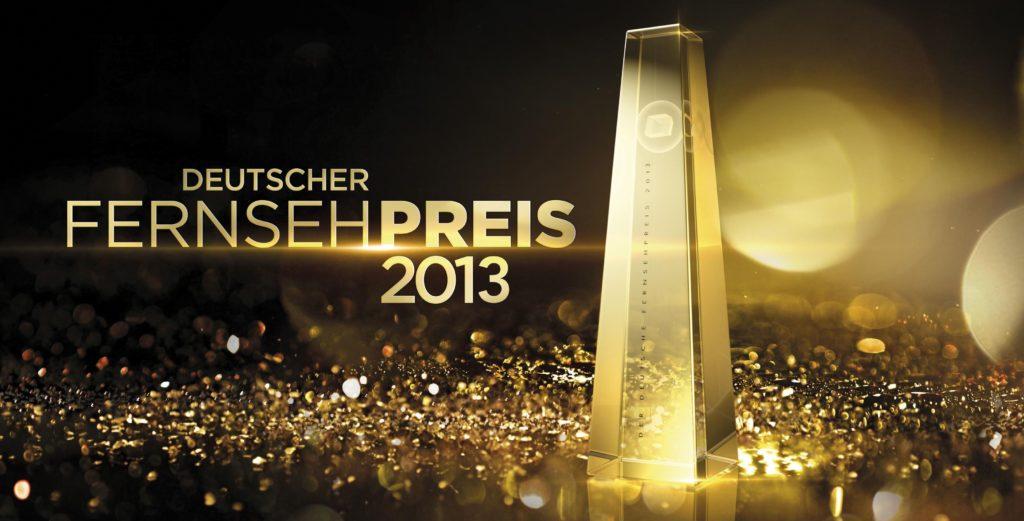 Deutsche Fernsehpreis 2013: Das sind die diesjährigen Nominierten