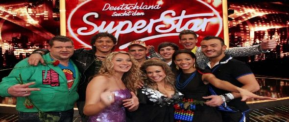 DSDS 2011 - TOP 9