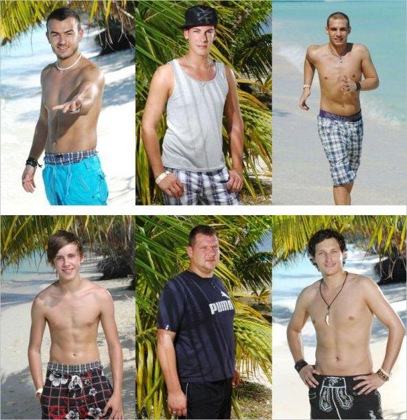 DSDS Boys 2011