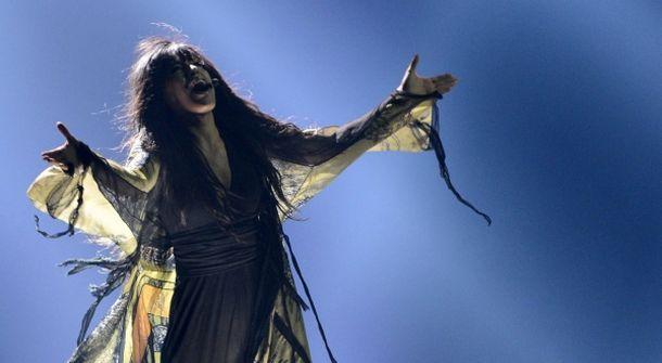 Loreen gewinnt mit Schweden den Song Contest