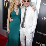 Hangover 3 Premiere London - Heather Graham, Todd Phillips