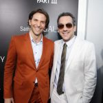 Hangover 3 Premiere London - Bradley Cooper und Todd Phillips