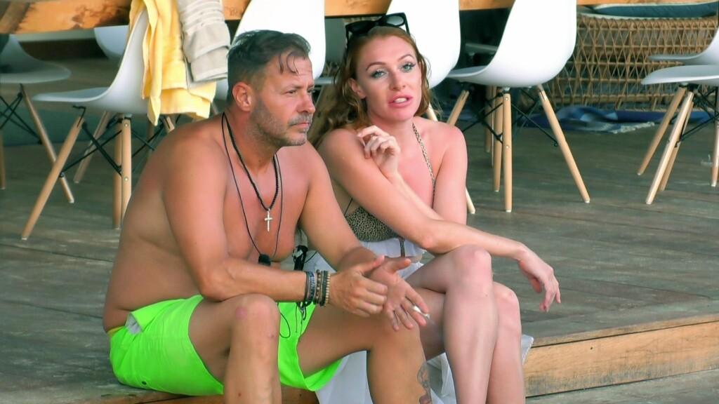 Kampf der Realitystars Finale - Willi und Georgina