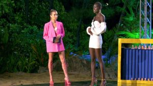 Kampf der Realitystars 2021 Folge 8 - Cathy Hummels und Aminata