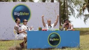 Kampf der Realitystars 2021 Folge 8 - Rocco, Gino, Andrej und Cosimo beim Spiel 'Big Sister'