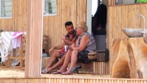 Kampf der Realitystars 2021 Folge 7 - Silvia im Gespräch mit Cosimo