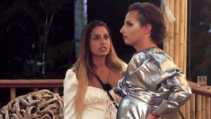 Kampf der Realitystars 2021 Folge 9 - Gino und Jenefer diskutieren
