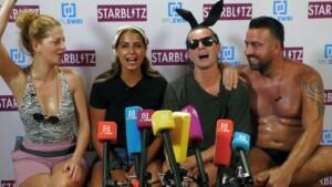 Kampf der Realitystars 2021 Folge 9 - Xenia, Jenefer, Gino und Cosimo