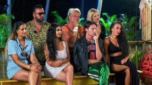 Kampf der Realitystars 2021 Finale - Jenefer, Cosimo, Kader, Silvia, Gino, Xenia und Alessia