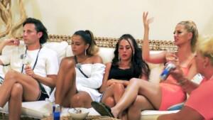 Kampf der Realitystars 2021 Finale - Gino, Jenefer, Alessia und Xenia