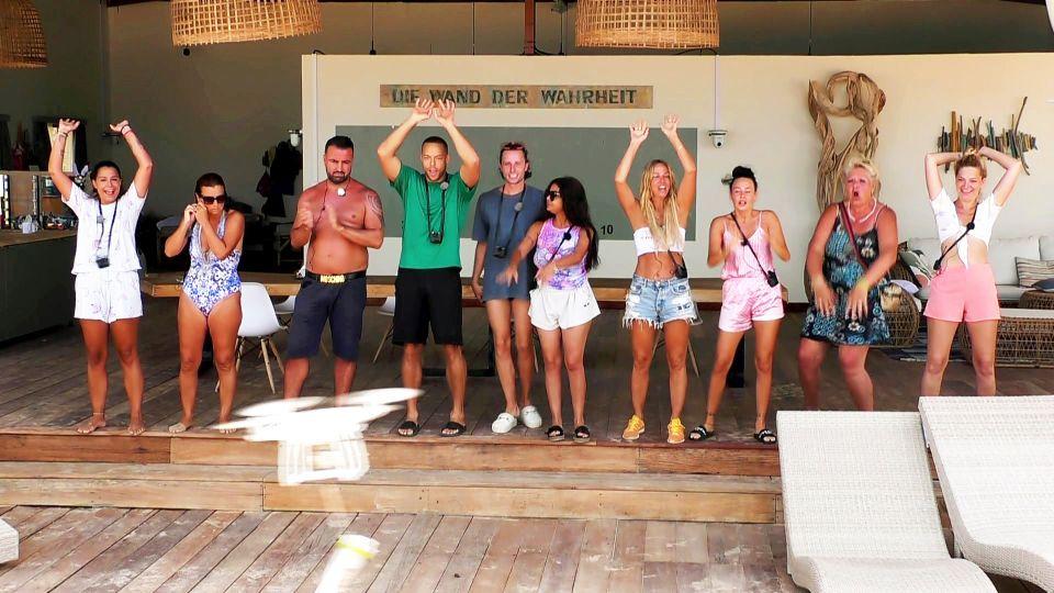 Welcher dieser zehn Stars wird gewinnen und 50.000 Euro mit nach Hause nehmen?