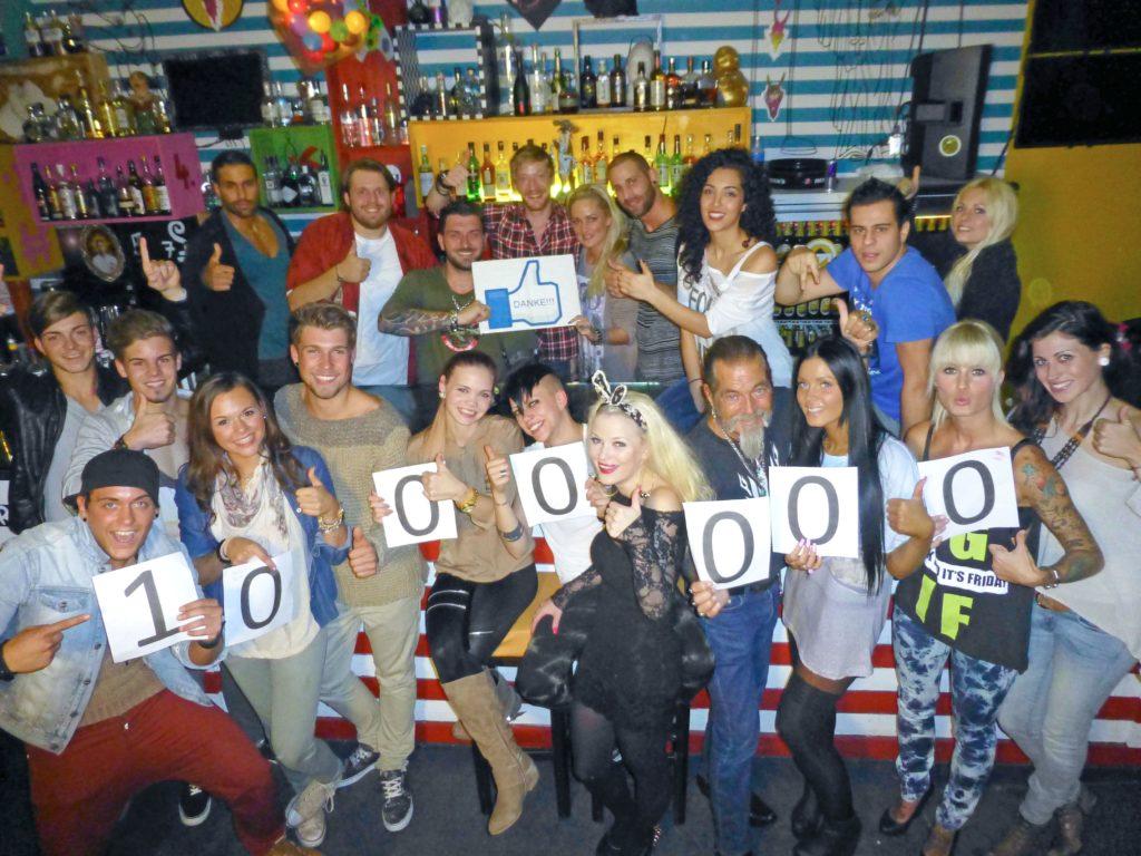 1 Millionen Facebook Fans für Köln 50667