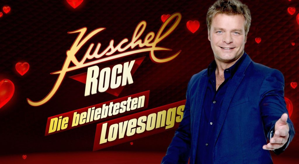 Kuschelrock - Die beliebtesten Lovesongs heute Abend bei RTL