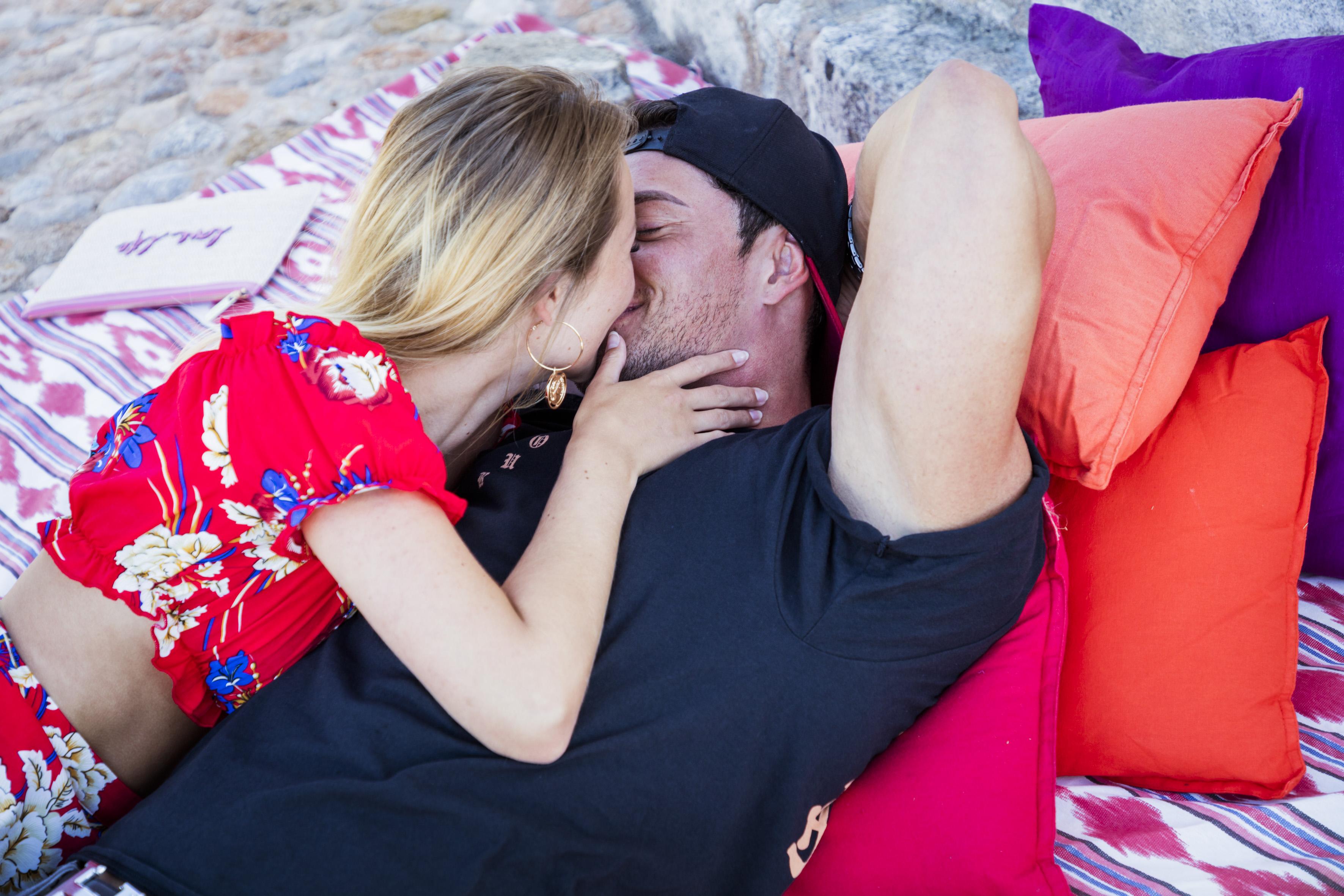 Love Island 2018 Tag 17 Sebastian Und Jessica Bei Ihrem Date