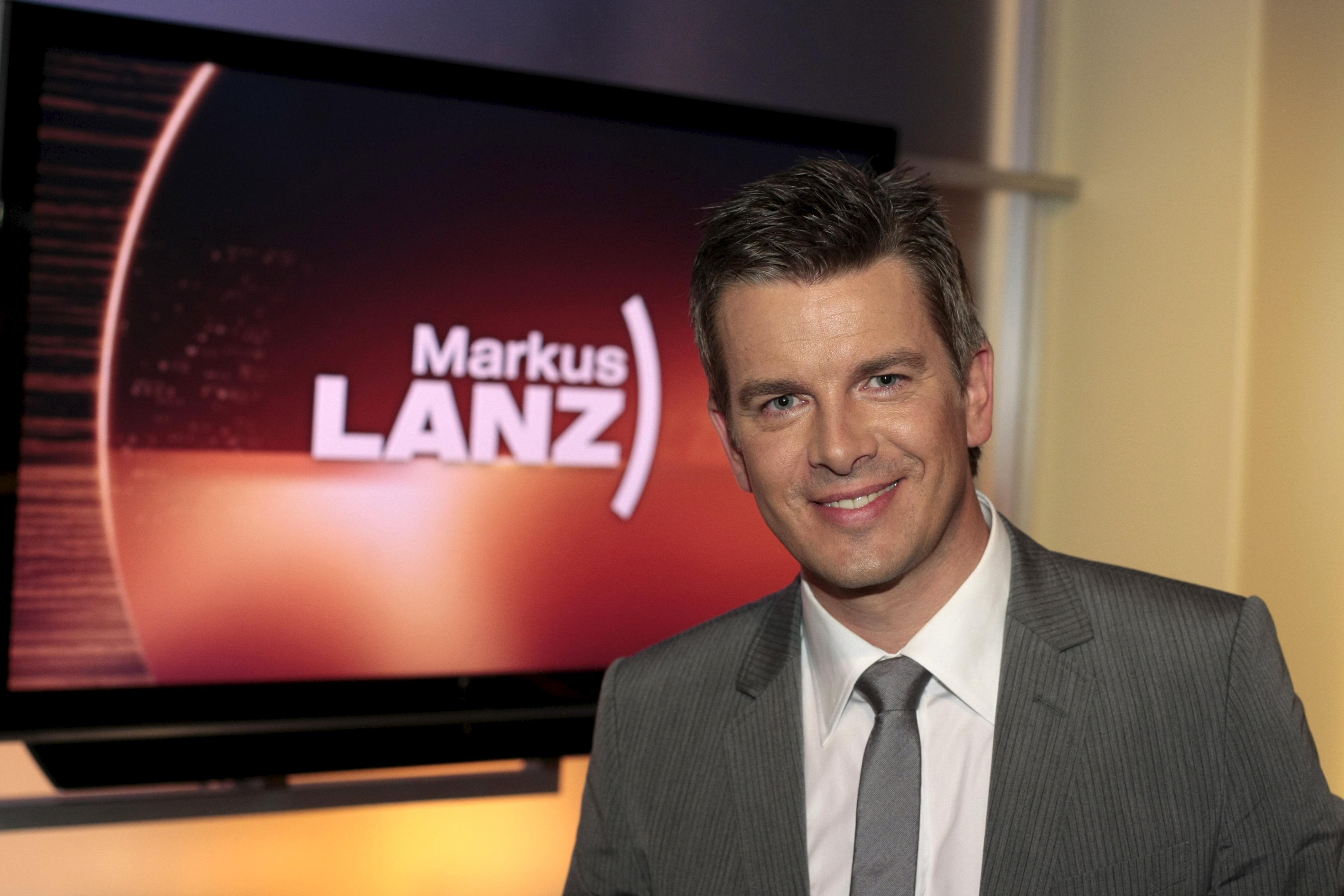 Markus Lanz begrüßt heute Abend diese Gäste im ZDF