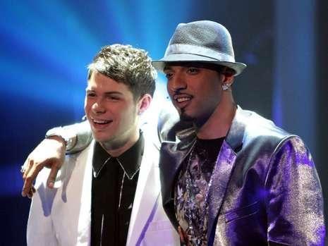 Mehrzad und Manuel