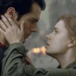 MAN OF STEEL - Henry Cavill und Amy Adams