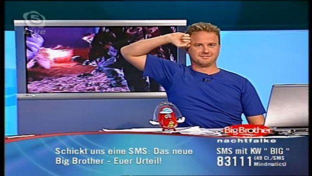 "Exklusiv bei ""Big Brother Radio"""
