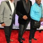 Michael Jackson One - Weltpremiere Las Vegas - Marlon jackson, Jackie Jackson, Tito Jackson