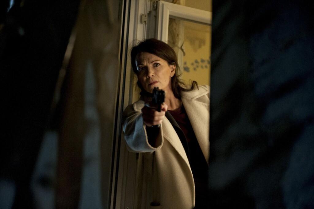 Iris Berben als Rosa Roth mit ihrem letzten Fall
