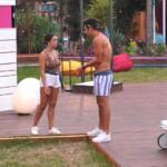 Melissa stellt Danilo zur Rede