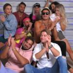 Party in der Strandhütte