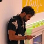 Yasin erhält Nachricht