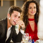 Danilo und Samira beim Gruppendate