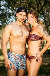 Aleksandar und Denise