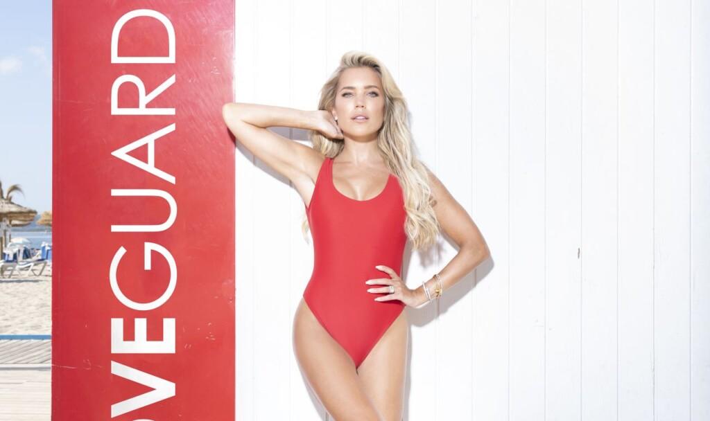 """Sylvie Meis ist die neue """"Love Island"""" Moderatorin."""