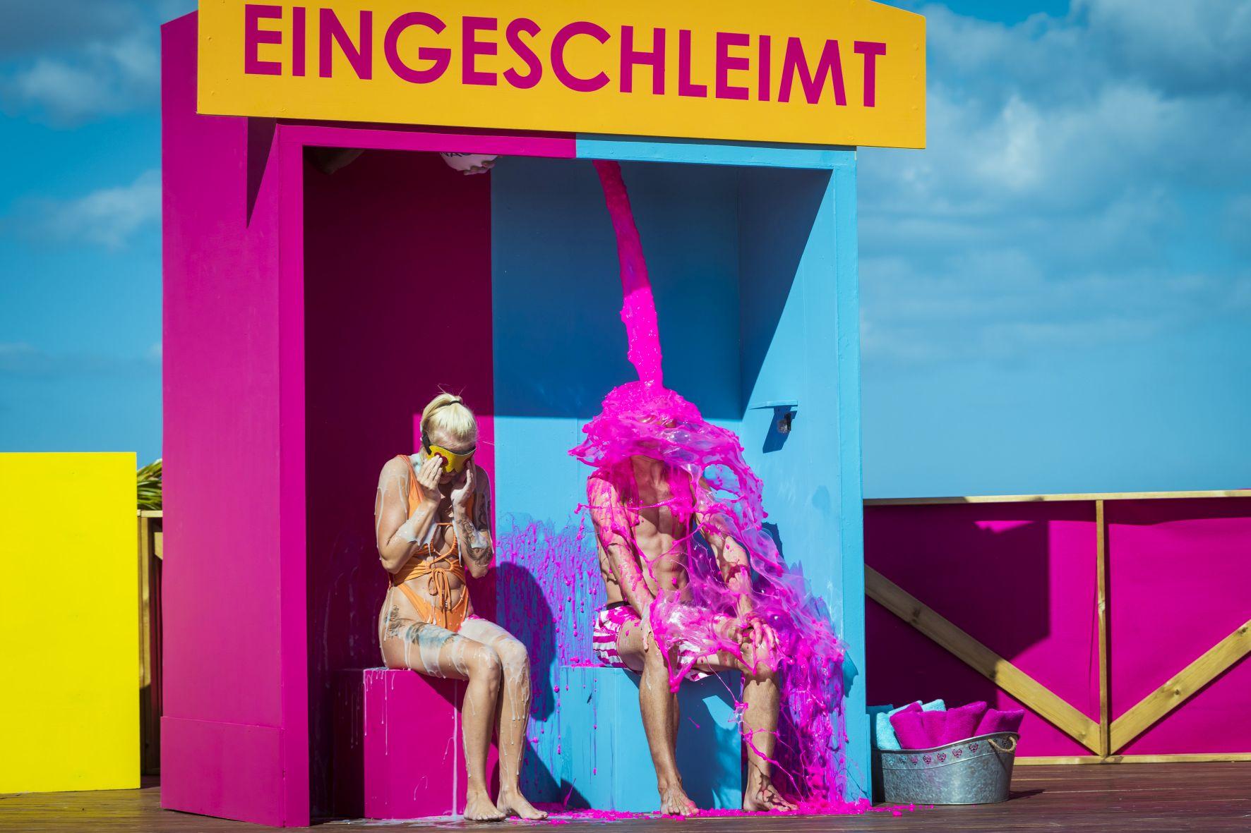 """Love Island 2020 Tag 24 - Die Challenge """"Eingeschleimt"""""""