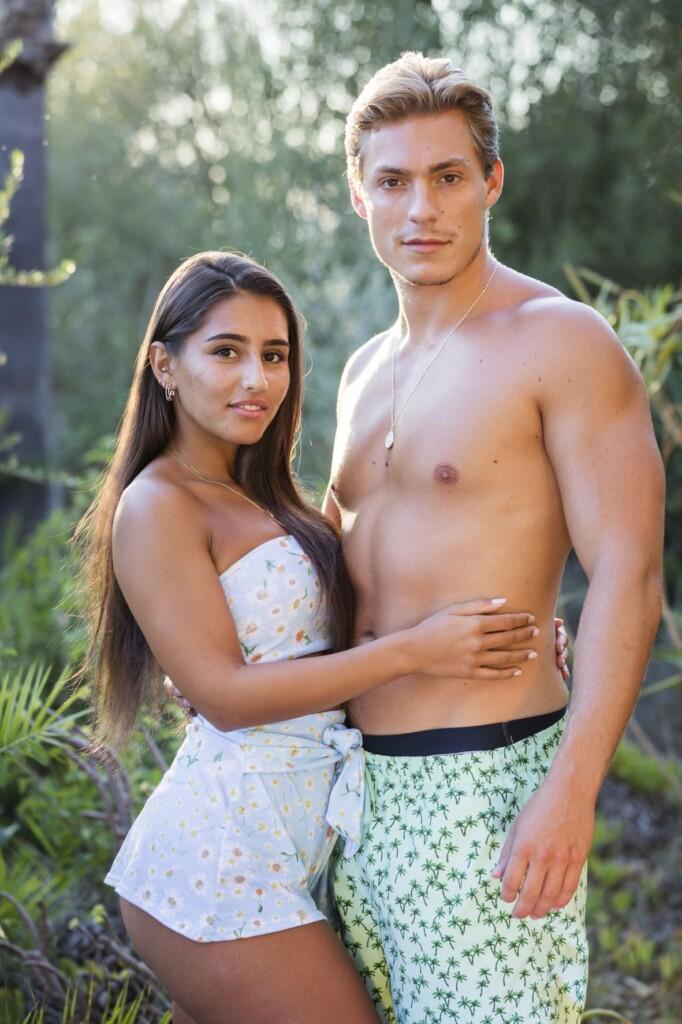 Love Island 2020 Tag 12 - Das Couple Aurelia und Henrik