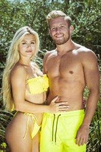Love Island 2020 - Final-Couple Chiara und Melvin