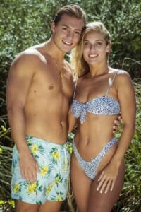 Love Island 2020 - Final-Couple Sandra und Henrik