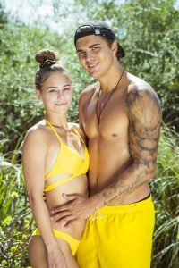 Love Island 2020 - Final-Couple Melina und Tim