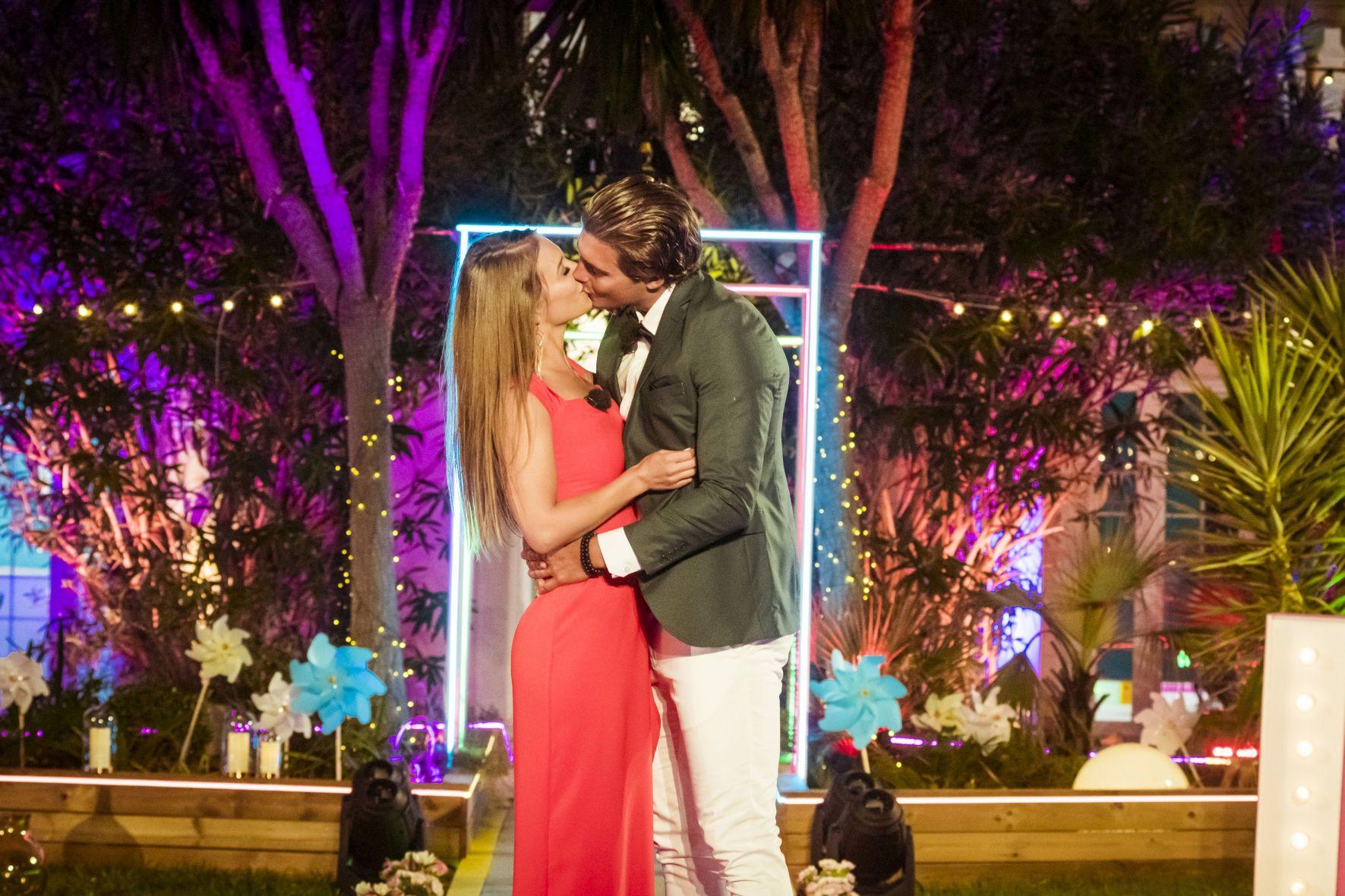 Melina und Tim gewinnen Love Island 2020.