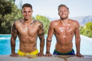 Love Island 2020 - Die Granaten Melvin und Tobias