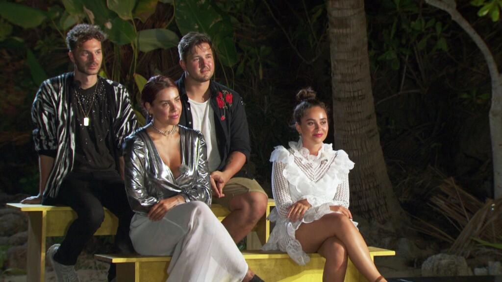 Kampf der Realitystars Finale - Sam, Kate, Kevin und Melissa