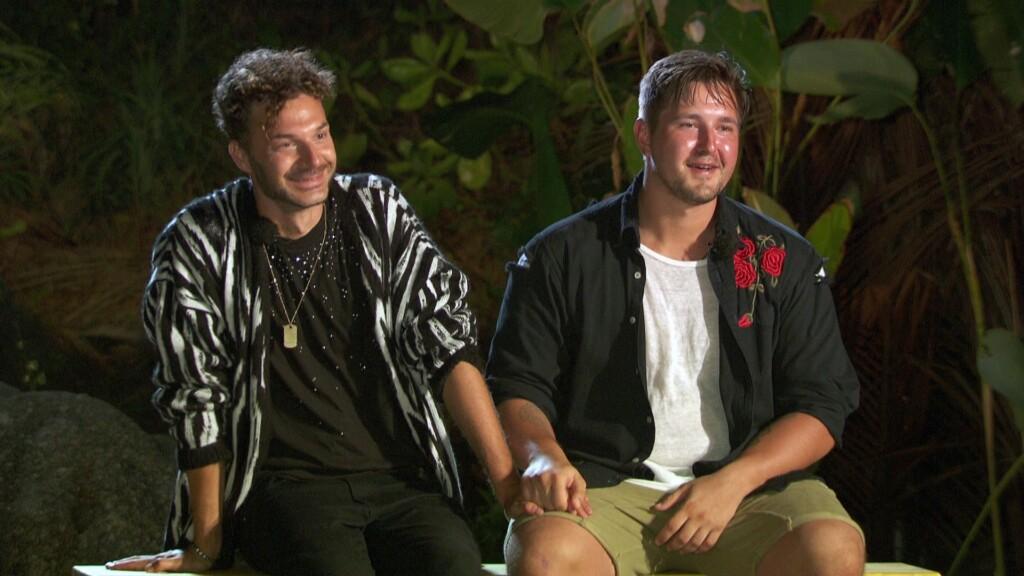 Kampf der Realitystars Finale - Sam und Kevin