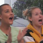 Big Brother 2020 - Michelle und Rebecca sind begeistert von der heißen Show
