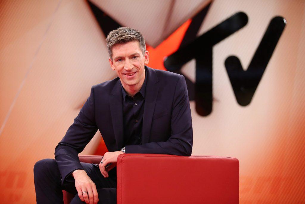 """Steffen Hallaschka moderiert jeden Mittwoch die Sendung """"stern TV"""" bei RTL."""