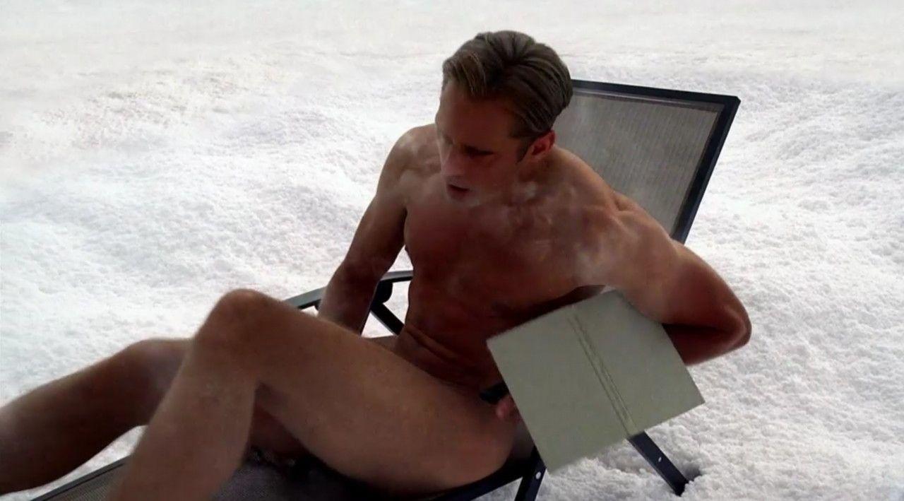 Alexander Skarsgård Nackt